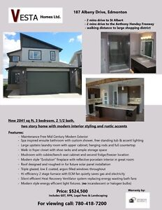 New Home Available Now in Albany Edmonton Edmonton Area image 6