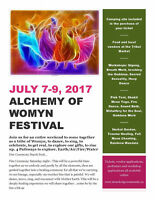 The Alchemy of Womyn Festival