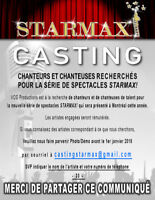 AUDITION**STARMAX**