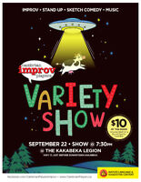 Cambrian Improv Players Variety Show