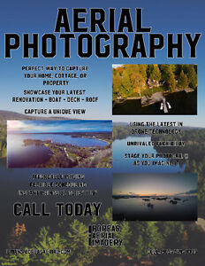 Cottage Aerial Photography!
