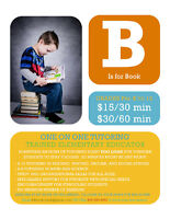 B is for Book Tutoring
