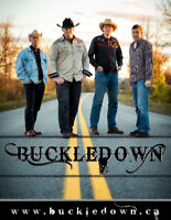 Buckledown - Ottawa's Hottest new Country Party Band Posted over