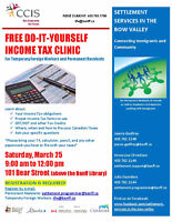 Do-It-Yourself Income Tax Workshop
