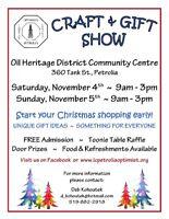 Lambton Central Petrolia Optimist Craft & Gift Show