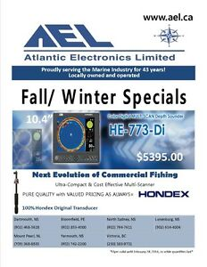 MARINE ELECTRONICS SALES/SERVICE- SPECIAL$$