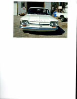FOR SALE 1964 CORVAIR MONZA COUPE