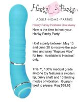 Hanky Panky Adult Home Parties Hostess' Wanted!