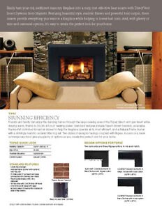 Majestic Propane Fireplace Insert