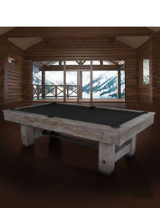New Pool Tables, Shuffelboards, Foosball and More!!