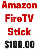 Amazon Fire TV Stick, Android TV Box with Kodi, Live Local TV