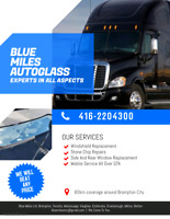 Windshields repair and replacement service In GTA!