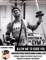 Private Gym Personal Training W/Geek&Bro Trainer - FREE CONSULT