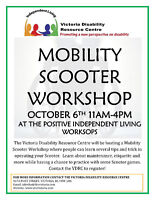Mobility Scooter Workshop