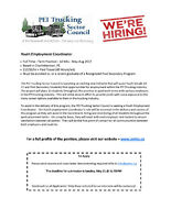 Youth Employment Coordinator