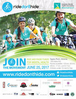 Volunteers Needed for Ride Don't Hide