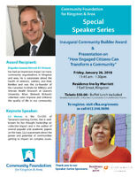Community Foundation Special Speaker Series Luncheon