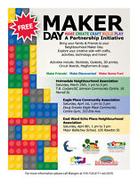 Eagle Place Maker Day Event