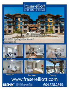 Brand new unit in the latest building at Tsawwassen Springs!