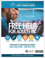 FREE Math, English and Computer Help for Employment