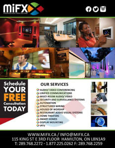 Pro Residential & Commercial A/V Services