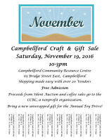 Campbellford Craft & Gift Sale