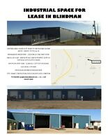 4,000 - 18,000 SQ FT ON 2 ACRES- BLINDMAN