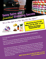 Sassy Spins and Essential Slimming Secrets!