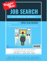 Job Search in a Digital World