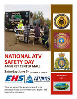 National ATV Safety Week June 2nd. to 12th