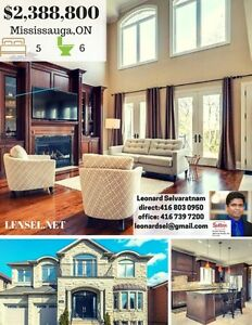 Interested in buying a home in Mississauga? House for Sale!