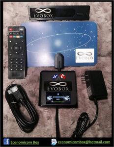 EVOBOX TV numérique - Video streaming & Telecom économique