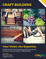 Your vision, our expertise : FREE landscaping estimates today