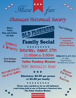 Old Fashioned Family Social