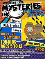 RHFMC Children's Summer Camp