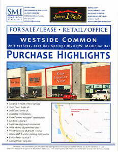 For Sale or Lease Westside Common Condo