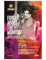 Zumba in Montreal West