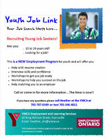 Looking for your first job?