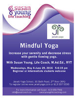 Free Mindful Yoga Class, Wed May 4