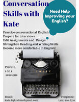 Need Help Improving your English?