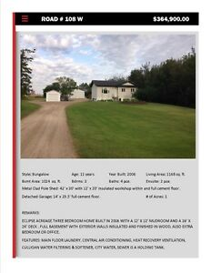 House for Sale Eclipse Dauphin, MB