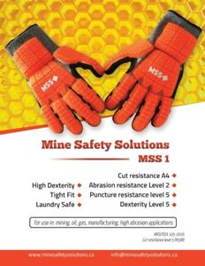 MSS 1 Safety gloves