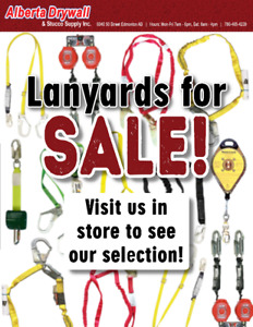 Harness Lanyards for Sale
