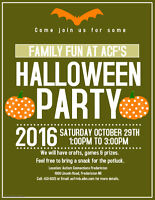 Family Fun Halloween Party!