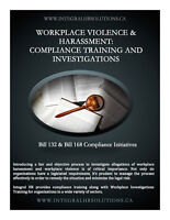 Workplace Investigations Compliance Training