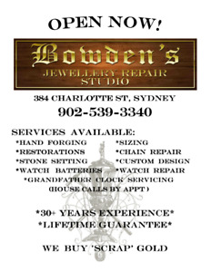 Local Jewellery Repair & Restoration Specialist