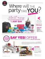 Join Tupperware for only $30!!