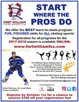 Fort William Figure Skating Club 2017-18 IN-PERSON REGISTRATION