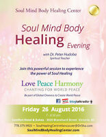 Soul Mind Body Healing Evening