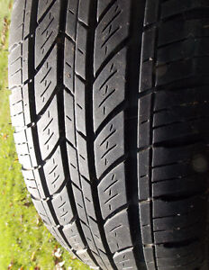 195/60/R15 Matrix Touring 15 inch Set Of 4 tires and rims